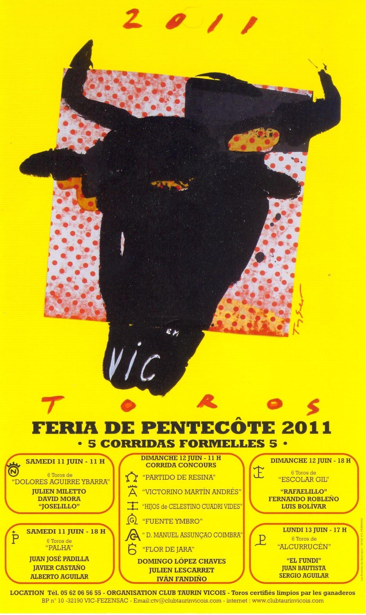 2011 : Soulié